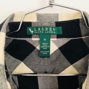 Lauren Ralph Lauren Tops - Lauren Ralph Lauren buffalo check button down